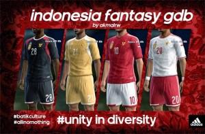 Download PES 2013 Indonesia Fantasy GDB by AkmalRW