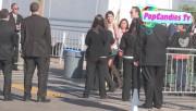 Leaving Film Independent Spirit Awards in Santa Monica (February 23) B5db44319328403