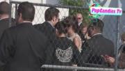 Leaving Film Independent Spirit Awards in Santa Monica (February 23) D12ae6319327868