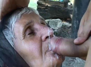 Old hag pussy