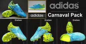 Download Adidas Predator LZ Carnaval TRX FG - Blue/Slime