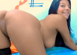 VIDEO: JULIANA HOT EN WEBCAM