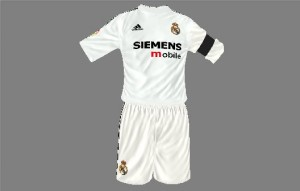 FIFA 14 Real Madrid Home Kit Season 2003-04 by Lionel Rownok