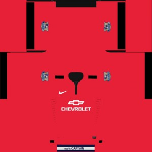 FIFA 14 Manchester United 14/15 Jersey by Lionel Rownok
