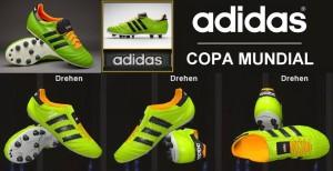 Download Adidas Copa Mundial Samba FG - Slime/Black/Zest