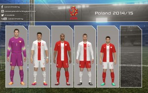 Download PES 2014 Poland 2014-15 GDB by Nemanja