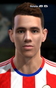 Download PES 2013 Tonny Sanabria Face by MagicPro