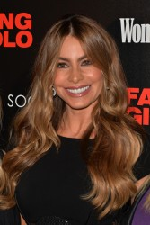 Sofia Vergara - Fading Gigilo Screening in NYC 4/11/14