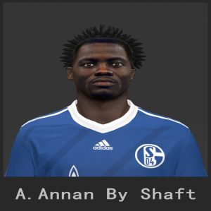 Download PES 2014 Anthony Annan Face by Shaft