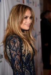 Jennifer Lopez - 25th Annual GLAAD Media Awards in LA 4/12/14