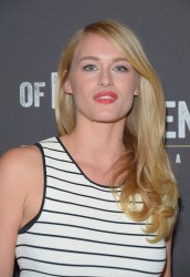 Leven Rambin - 'Of Mice and Men' Afterparty in NYC 4/16/14