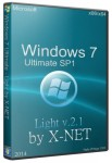 Windows 7 Ultimate Light v.2.1 by X-NET (x86/x64/2014/RUS)