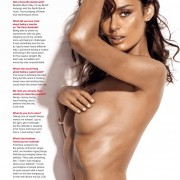 hot Nicole Trunfio maxim spread