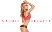 Carmen Electra : Hot Widescreen Wallpapers x 2