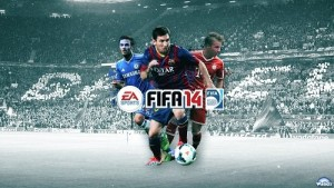 Download PES 2013 Start Screen FIFA 14 By Wa One