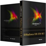 Windows 7 Ultimate Build 7601 SP1 by Staforce
