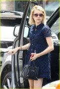 Emma Roberts - Out running errands 4/19/14