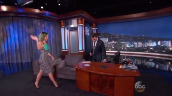 KATY PERRY - Jimmy Kimmel Live 04,21,14