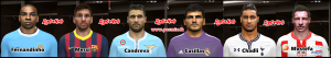 Download PES2014 Facepack N°16 By DzGeNiO