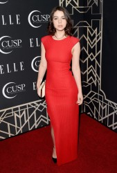 Adelaide Kane - 5th Annual ELLE Women In Music Celebration in Hollywood 4/22/14