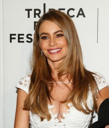 "Sofia Vergara - ""Chef"" Premiere in NYC 4/22/14"