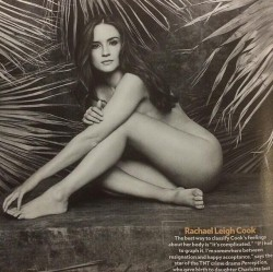 Rachael Leigh Cook *** in People Magazine's Most Beautiful People Issue 2014