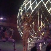 Britney Spears - Piece Of Me Tour 2014 3rd Leg - April 25, 2014