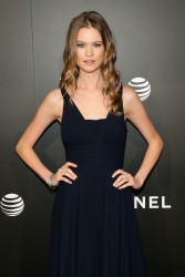 "Behati Prinsloo - ""Begin Again"" Premiere in NYC 4/26/14"