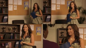 Ashley Tisdale-Hellcats:A World full of strangers Collage
