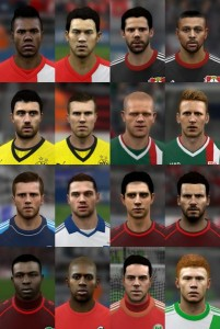 FIFA14 Bundesliga Facepack Vol 1 by aeh1991