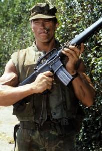 Коммандо / Commando (Арнольд Шварценеггер, 1985) D1a13c324341352