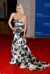 Jessica Simpson - 100th Annual White House Correspondents' Association Dinner in Washington,DC 5/3/14