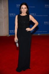 Julia Louis-Dreyfus - 100th Annual White House Correspondents' Association Dinner in Washington,DC 5/3/14