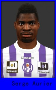 Download PES 2014 Serge Aurier Face by Footballmania