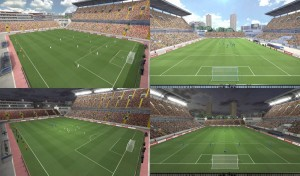 PES 2014 West Arena