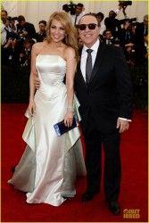 Thalia - 2014 Met Gala in NYC 5/5/14