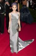 Nicole Richie Charles James: Beyond Fashion' Costume Institute Gala at Metropolitan Museum of Art in N.Y. 05.05.2014 (x19) Ab4983325063108