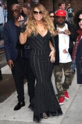"Mariah Carey - Arriving to ""The Late Show with David Letterman"" in NYC 5/7/14"