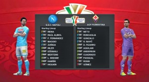 Download PES 2013 Final Tim Cup Italy 2014 Kits by AkmalRW