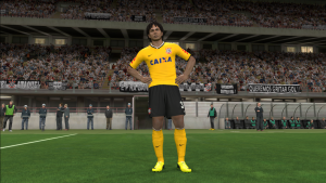 Download Corinthians Kit 3 For PES 2014