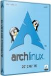 OC � ������ /  ArchLinux 2012.07.15 [i686 + x86_64] (1xCD)