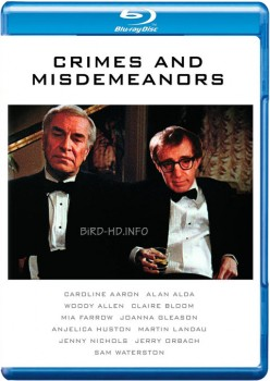 Crimes and Misdemeanors 1989 m720p BluRay x264-BiRD