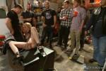 Jeze Belle : Pounded, fisting in a biker bar- First ever boy/girl scene! - Kink/ PublicDisgrace (2014/ SiteRip)