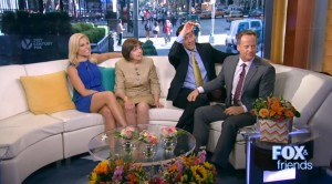 Anna Kooiman  Fox & Friends After The Show Show  5-11-14
