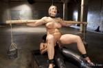 Angel Allwood : Training Anal Angel, Day Two - Kink/ TheTrainingOfO (2014/ SiterRip)