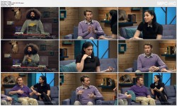 Sarah Silverman LEGS - comedy bang bang - april 28, 2014