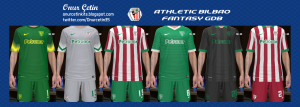 Download Athletic Bilbao GDB For PES 2014 by Onur Cetin