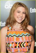 Eden Sher - 2014 Entertainment Weekly & ABC Upfronts Party 5/13/14
