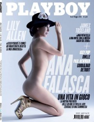 Playboy Italy May 2014 – Ana Falsca