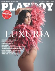 Playboy Poland May 2014 – Luxuria Astaroth